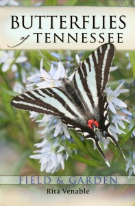 Click to purchase Butterflies of Tennessee.
